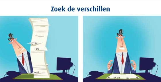 Werkgevers: Zoek de verschillen